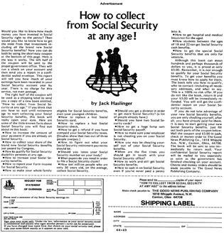 Gary Halbert Swipe File